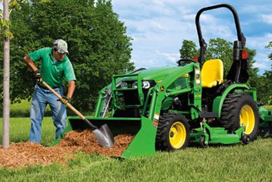 utility-tractors